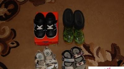 Nike,coccodrillo,reserved i kaloszki-zestaw bucików!