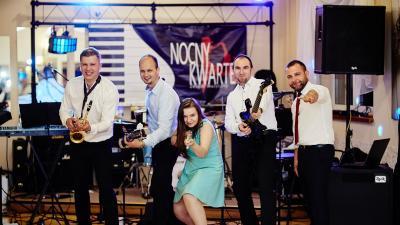 Nocny Kwartet zespół na ŻYWO !!!
