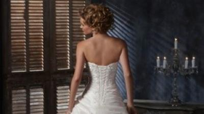 Nowa bajkowa suknia slubna