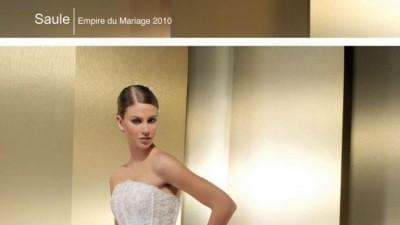 Nowa francuska suknia slubna