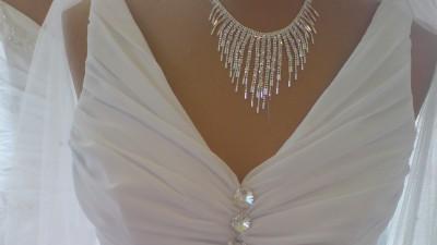 nowa nieużywana suknia ślubna