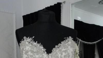 NOWA Piękna suknia GALAXY  NEW YORK cudo!!! OKAZJA  38