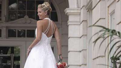 NOWA! Śliczna suknie ślubna - 632,3 zł+koszty przesyłki