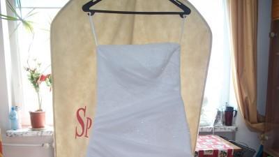 Nowa suknia firmy Sposabella 2010