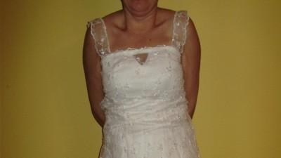 Nowa suknia ślubna !!!