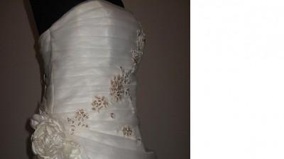 NOWA-Suknia ślubna Diana 40-44