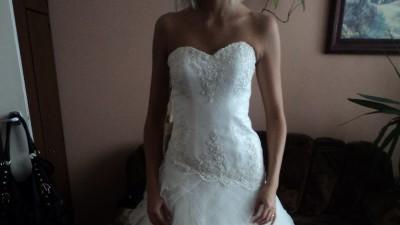 Nowa suknia ślubna EMMI MARIAGE