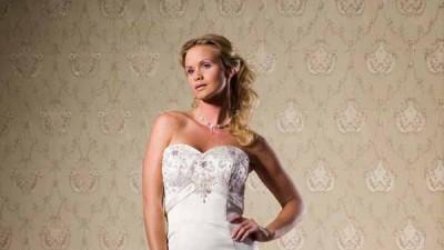 NOWA Suknia ślubna z najnowszej kolekcji Aspera 2011!!!