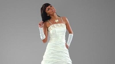 nowa suknia- wyprzedaż kolekcji