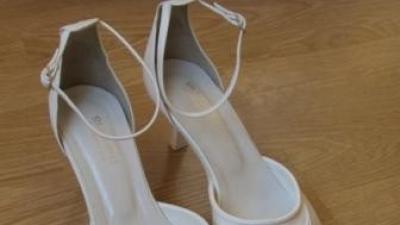 Nowe buty ślubne rozmiar 39