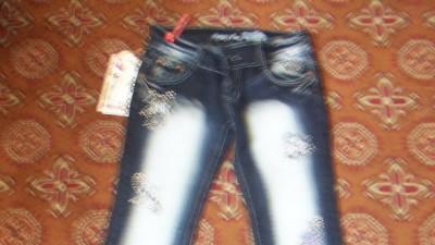 Nowe jeansowe spodnie z Anglii