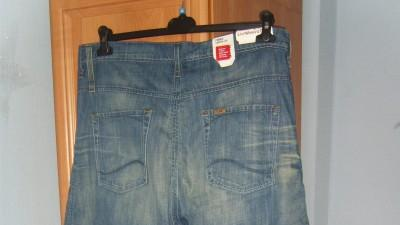 Nowe jeansy baggy firmy Lee