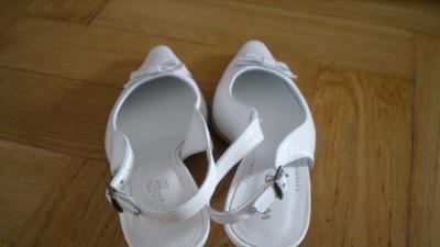 nowe, nieużywane buty ślubne