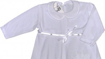 Nowe sukieneczki do chrztu