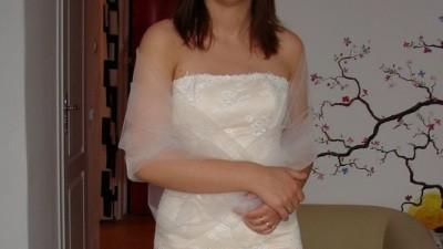 Nowe suknie ślubne 3szt.