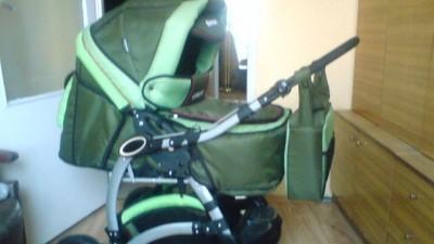 Nowy na gwarancji wózek wielofunkcyjny firmy CONECO