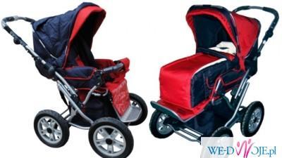 nowy wózek głębobo-spacerowy na gwarancji!!!!