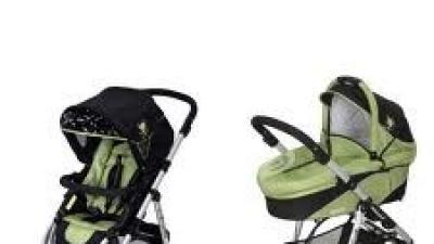 nowy wózek V4 Chameleon Coneco