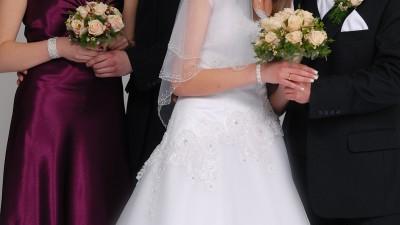 Oddam suknie ślubną