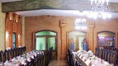 Odstapie sale weselna Jasionka Ostoya Sala Rycerska (do 90 os.) -  26.06.2010r