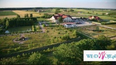 Odstąpie termin 25 lipca w Chabrowym Dworku koło Błonia