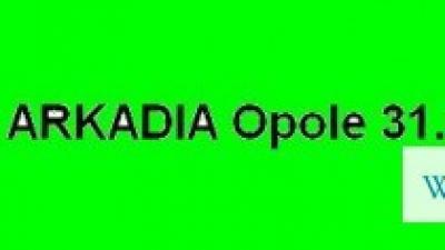Odstapię termin wesela 31.05.2014 Arkadia Opole