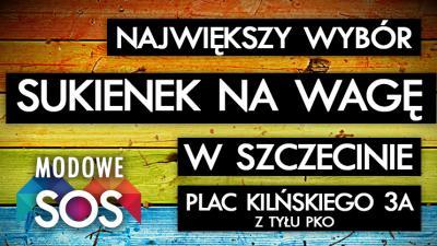 Odzież używana Szczecin - Second hand Szczecin - Duże rozmiary Szczecin