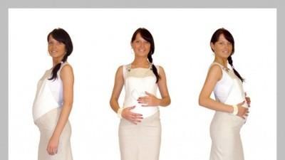 ogrodniczki ciążowe, spodnie lniane, jeansy ciążowe