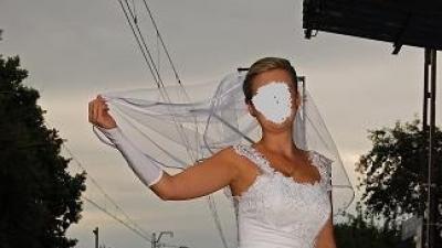 Okazja!!!! Biała suknia ślubna