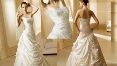 OKAZJA!!! Piękna hiszpańska suknia LA SPOSA MICENAS