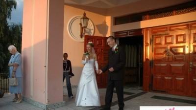 Okazja! Piękna suknia ślubna za 400zł