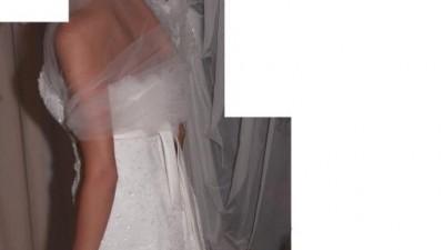 OKAZJA!! Piękna suknia WHITE ONE 176 r. 36.