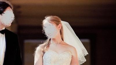 Okazja! Przepiękna suknia Charlize 2011