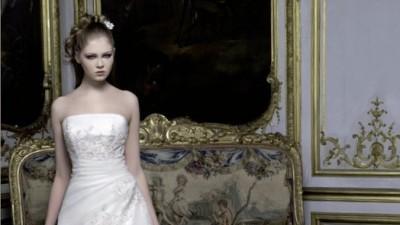 OKAZJA! Sprzedam francuską suknię ślubną