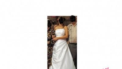 OKAZJA !!! sprzedam suknie sluba kaja 2008 rozm 38-40