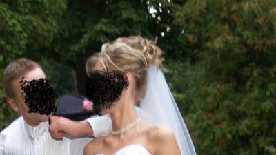 Okazja! Sukienka ślubna z pierwszej ręki
