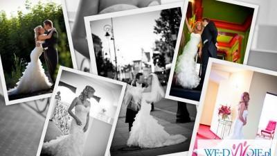 Okazja!!! Suknia Ślubna Eresma San Patrick