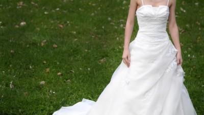 OKAZJA!!! suknia ślubna Hechizo PRONOVIAS 32/34