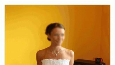 OKAZJA! Suknia ślubna, tanio!