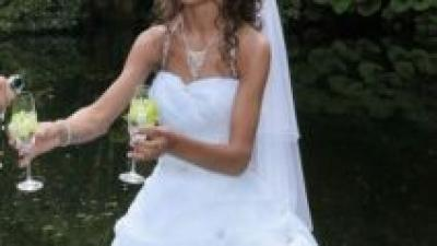 Okazja!! Suknia ślubna tanio+ dodatki