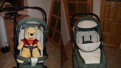 !!OKAZJA!! Super! Wózek dzieciecy 3w1! od 0 - 36misięcy! POLECAM!!OKAZJA!!