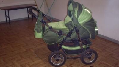 oliwka wózek :)