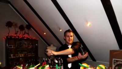 On The Rocks Bar Obsługa Barmańska Barman na Wesele Pokaz Barmański