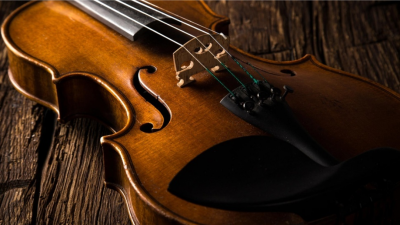 Oprawa muzyczna---skrzypce