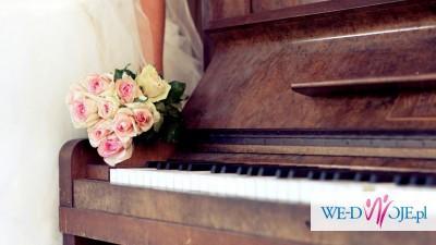 Oprawa muzyczna ślubu. Skrzypce na ślub, śpiew na ślubie, trio smyczkowe