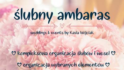 Organizacja ślubu i wesela - Ślubny Ambaras