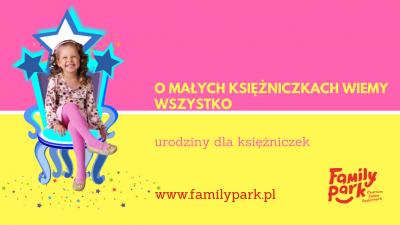 Organizacja urodzin dla dzieci w Centrum Zabaw Rodzinnych Family Park Bydgoszcz