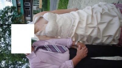 orginalna śliczna sukienka w roz.48