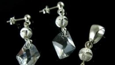 Oryginalna biżuteria ślubna