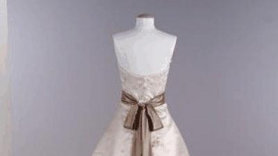 Oryginalna i wyjątkowa suknia ślubna